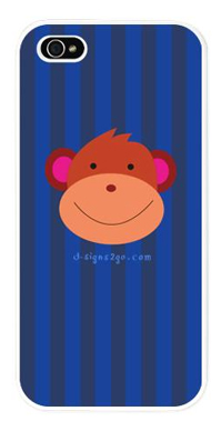 Monkey iphone 5 Case