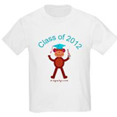 graduation 2012 tees and Gifts